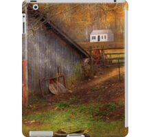 Country - Morristown, NJ - Rural refinement iPad Case/Skin