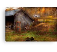 Country - Morristown, NJ - Rural refinement Canvas Print