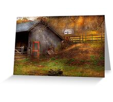 Country - Morristown, NJ - Rural refinement Greeting Card