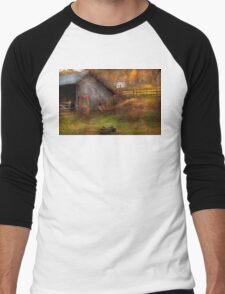 Country - Morristown, NJ - Rural refinement Men's Baseball ¾ T-Shirt