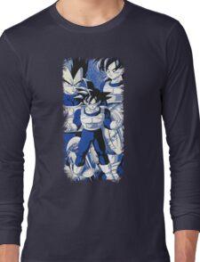 //The Saiyans// Long Sleeve T-Shirt