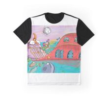 A Seaside Bedtime Story  Graphic T-Shirt