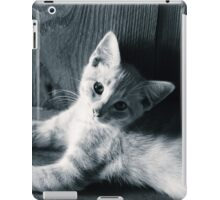 Peach in the barn iPad Case/Skin