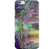Falling Feather iPhone Case/Skin