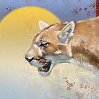 Cougar by arievanderwyst
