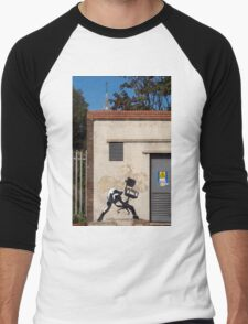 Office Rage by Banksy T-Shirt