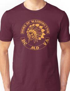 Redskins - Sons of Washington Unisex T-Shirt