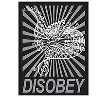 Phoenix Disobey Photographic Print