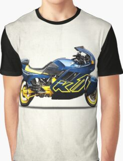 The K1 Motorcycle Graphic T-Shirt