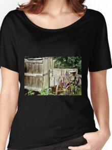 Old and Weathered Women's Relaxed Fit T-Shirt
