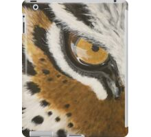 Eye of the Tiger  iPad Case/Skin