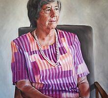 The Hon Sally Thomas, NT Administrator by alstrangeways