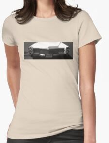Classic Cadillac DeVille Womens Fitted T-Shirt