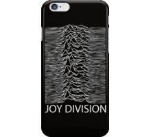 Joy Division W iPhone Case/Skin