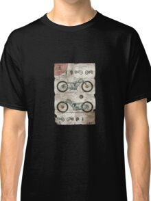 Motor Art - The Booklet Classic T-Shirt