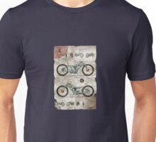 Motor Art - The Booklet Unisex T-Shirt