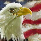 American Eagle by arievanderwyst