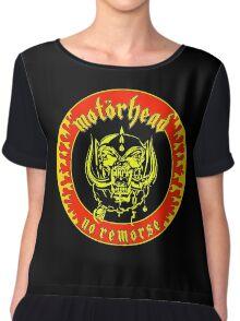 Motorhead (No Remorse) Colour 2 Chiffon Top