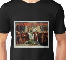 Performing Arts Posters The singing comedian Andrew Mack in the The last of the Rohans by Ramsay Morris 1111 Unisex T-Shirt
