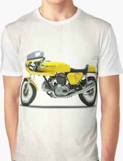 The 900 Super Sport 1977 Graphic T-Shirt