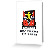 509th - Brothers in Arms Greeting Card