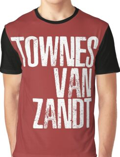 Townes Graphic T-Shirt