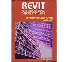 Revit 1981 for Atari 2600 Photographic Print