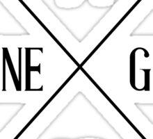 Pristine Genius - Original Influence Sticker