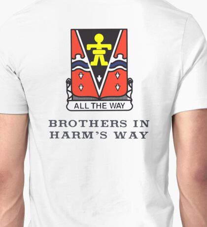 509th - Brothers in Harm's Way Unisex T-Shirt