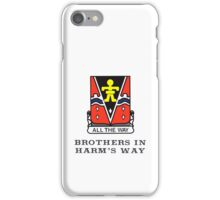 509th - Brothers in Harm's Way iPhone Case/Skin