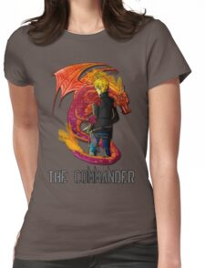 The Haunted - Grayson: The Commander Womens Fitted T-Shirt