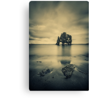 Rock Of Ages Canvas Print