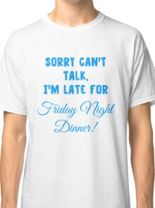 Dinner With the Gilmores Classic T-Shirt