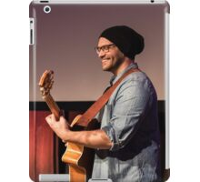 Jason Manns smiling at PurCon iPad Case/Skin