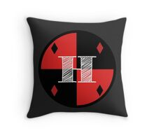 Harley Quinn Suicide Squad Throw Pillow