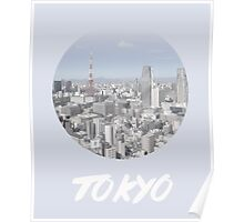 Tokyo by day Poster