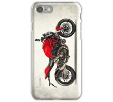 The Monster 821 iPhone Case/Skin