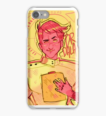 Dr. Dala! iPhone Case/Skin