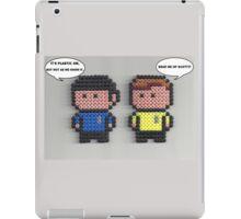 Bead Me Up Scotty! iPad Case/Skin