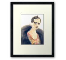 Fight Club Framed Print