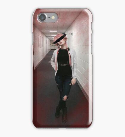 Yuno Gasai Cosplay Anime Phone Case The Future Diary iPhone Case/Skin