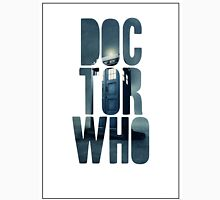Doctor Who Graphic Art Unisex T-Shirt