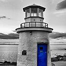 Miniature Lighthouse II - SC by Evelina Kremsdorf