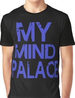 MY MIND PALACE Graphic T-Shirt