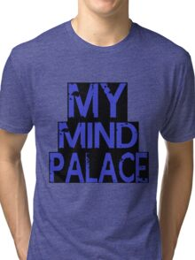 MY MIND PALACE Tri-blend T-Shirt