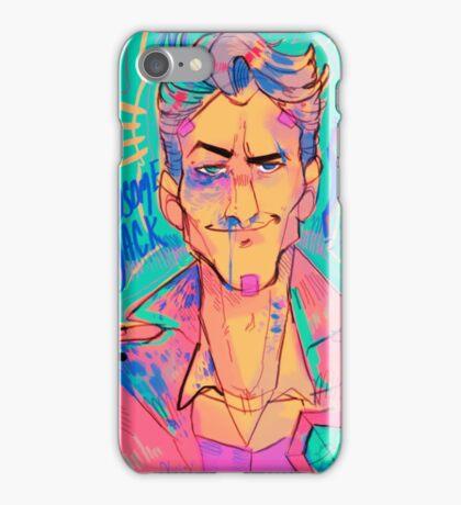 Handsome Jack portrait  iPhone Case/Skin
