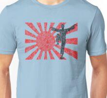 Distressed Karate Kid Unisex T-Shirt
