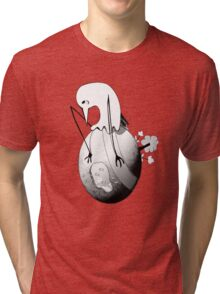Punpun - Oyasumi Punpun Tri-blend T-Shirt