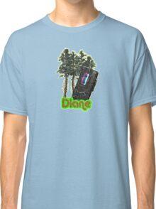 """Diane"" Classic T-Shirt"