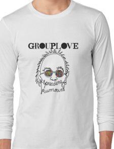 grouplove logo Long Sleeve T-Shirt